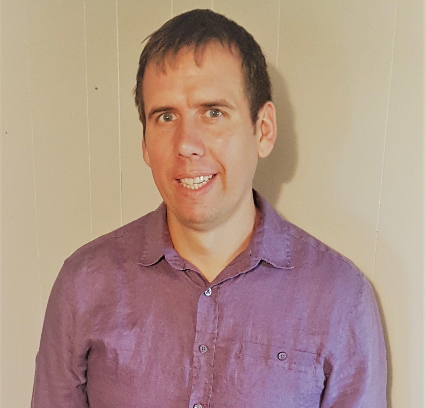 Pastor Matthew Verhoog